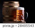 ビール 樽 バレルの写真 28405543