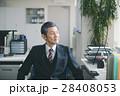 シニア オフィス 車椅子の写真 28408053