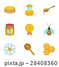 はちみつ 蜂蜜 蜜のイラスト 28408360