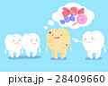 tooth with decay problem 28409660