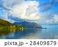 ハワイ カネオヘ湾 28409879