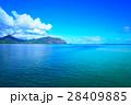ハワイ カネオヘ湾 天使の海 28409885