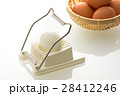 エッグスライサー  卵切り器  ゆで卵 28412246