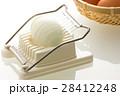 エッグスライサー  卵切り器  ゆで卵 28412248