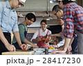 社会人男子 料理教室 先生 28417230