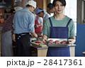 男性 料理教室 料理の写真 28417361