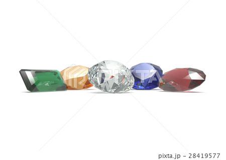 5つの宝石, ジュエリー  28419577