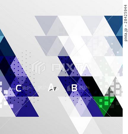 Vector abstract backgroundのイラスト素材 [28425944] - PIXTA