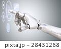 ロボット アンドロイド 人造人間のイラスト 28431268