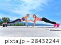 体操 女性 メスの写真 28432244