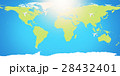 planet earth world map 28432401