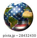 ワールドワイド 世界中 地球のイラスト 28432430