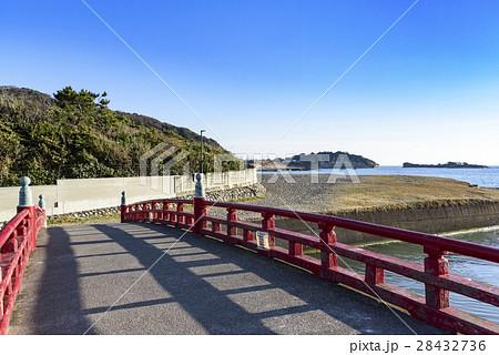 葉山一色海岸 臨御橋 葉山御用邸 28432736