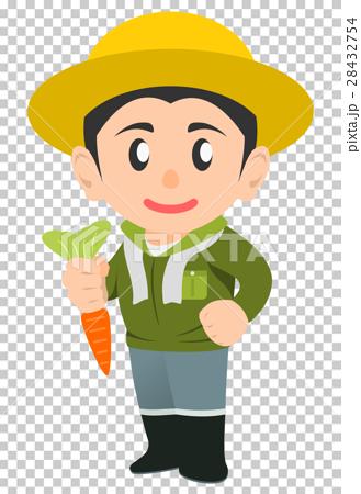 農家 農民 農夫 28432754