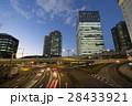 赤坂 赤坂見附 夕景の写真 28433921