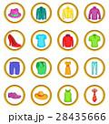 服 服装 衣服のイラスト 28435666