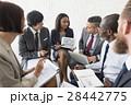 ビジネス ディスカッション 議論の写真 28442775