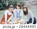 女子 ピクニック 28444993