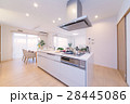 キッチン リビング 28445086