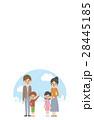 ファミリー【シンプルキャラ・シリーズ】 28445185