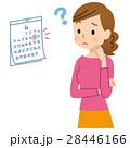 女性の悩み カレンダー 28446166
