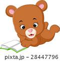 くま クマ 熊のイラスト 28447796