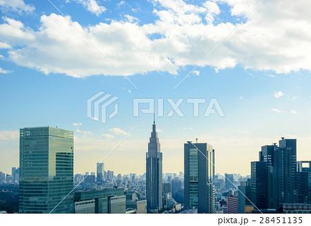 東京、ビジネス、新宿 28451135