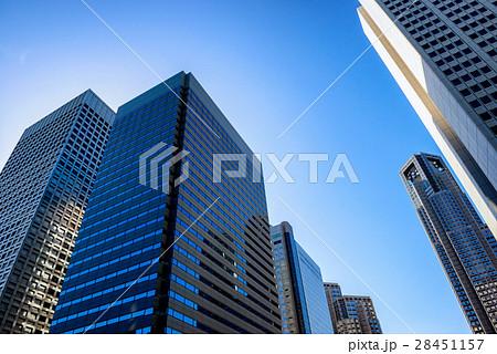 東京、ビジネス、新宿 28451157