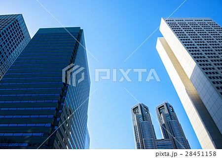 東京、ビジネス、新宿 28451158