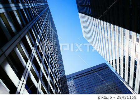 東京、ビジネス、新宿 28451159