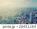 東京、新宿、俯瞰 28451164