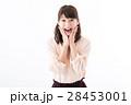 女性 若い 笑うの写真 28453001