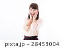 女性 若い 笑顔の写真 28453004