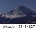 箱根・矢倉岳から見る月明かりの富士山 28454827