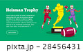 Heisman Trophy and American Football Players 28456431