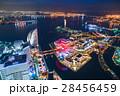 【神奈川県】横浜・みなとみらいの夜景 28456459