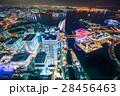 町並み 横浜 夜景の写真 28456463