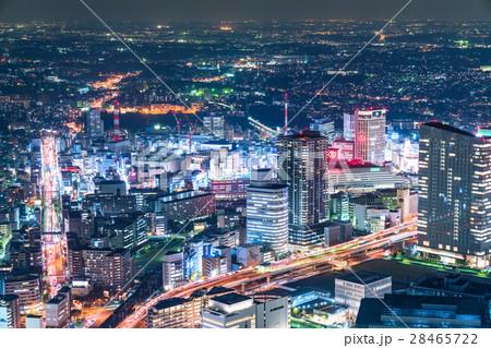 【神奈川県】横浜駅周辺の夜景 28465722