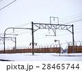 冬のローカル線 28465744
