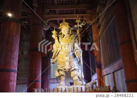 東大寺の毘沙門天 28468221
