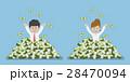 お金 通貨 金のイラスト 28470094