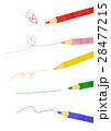 色鉛筆とらくがき 28477215