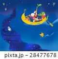 月の船_青い国 28477678