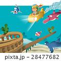 潜水艦と海賊船 28477682