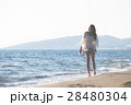 ビーチ 浜辺 熱帯の写真 28480304