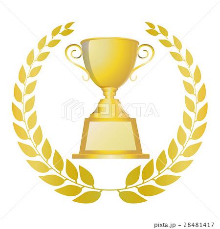 優勝カップ 28481417