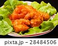 海老チリ 中華料理 海老の写真 28484506
