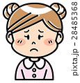 人物 女の子 園児のイラスト 28485368