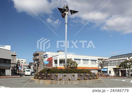 あわら湯のまち駅 駅前(福井県 あわら市 芦原温泉) 28486779