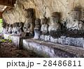 臼杵石仏 磨崖仏 石仏の写真 28486811